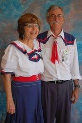 Jackie & Bill Brown - Treasurers