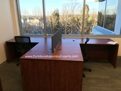 office desk installation service in clinton MD
