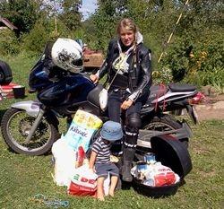 motoskolas kursanti