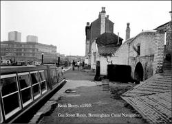 Gas Street. 1980.