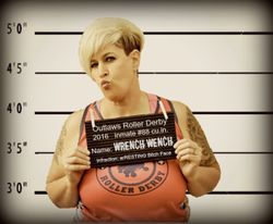 Wrench Wench  #88 cu.in.