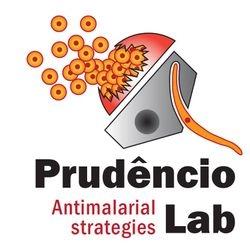 Prudencio Lab logo - vertical
