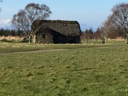 Culloden, the last house standing