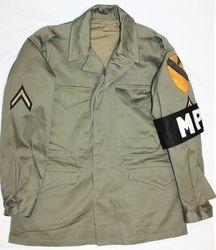 1st Cavalry Div. MP. into the 50's: