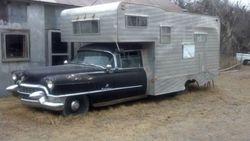 28. 55 Cadillac camper conversion