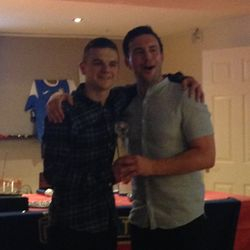 1st Team Players Player of the Year - Olly Smith