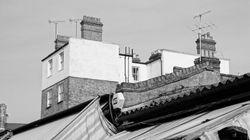 Shepherd's Bush Market rooftops