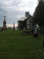 Tamworth Cemetery and Church