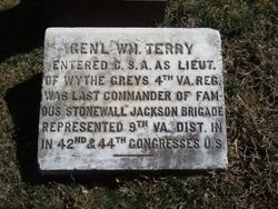 Brig. Gen. William Terry Grave 2