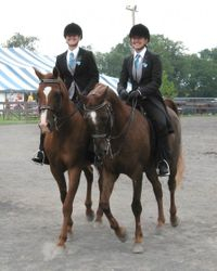 State 4-H Champions in Pairs