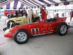 1956 Kurtis 500F NOVI replica