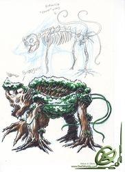 Boreagar concept sketch