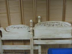 head board and foot board