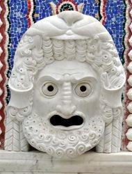 Getty Villa Face 1