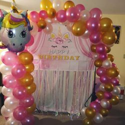 We now offer balloon decorations