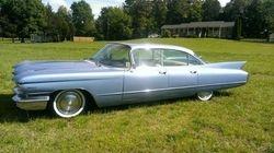 17.60 Cadillac 4 dr. hardtop.