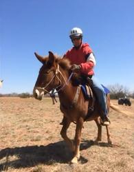 Aaron and Rabbit, West Texas