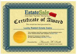#1 Viewed Estate Sale Company in New York City