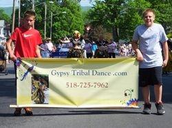 Gloversville, NY parade