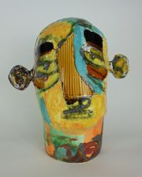 Mary Jones Ceramics. Bold decisions. SOLD