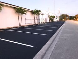 Commercial Sealing from our South Florida Hub