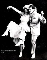 The Dance. 1914