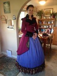 Victorian Garden Wedding #1-3