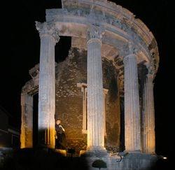 2 AM at the Tempio Prosecciano, 2006