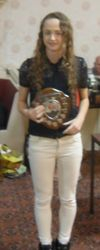 Most Improved U21 Female