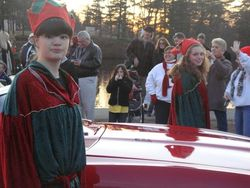 Elfs in the parade 2011