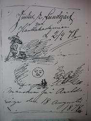 Justus Lundegard 1878