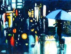 """City Lights (SOLD)"""