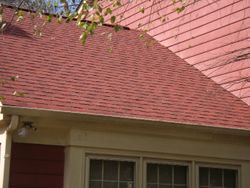 Cottage Red Roof