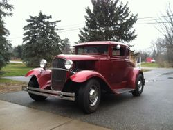 26.30 Ford Model A ROD