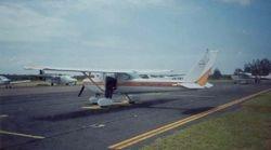 Cessna 152 VH-TNY