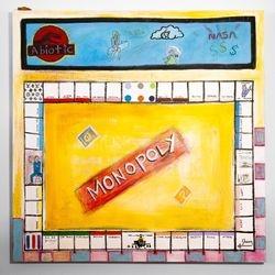 """Marilyn Monopoly"""