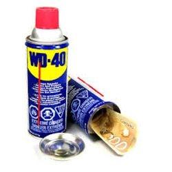 Stash WD-40
