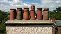 Replacement of period chimney pot (2ft)