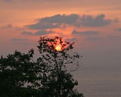 Sunset at Corcovado