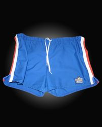 Admiral England 1975 Match Worn Home Shorts