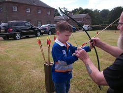 A future archer