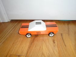 CandyLab Wooden Toy Car- GT 10 - $12