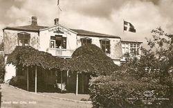 Hotell Mor Cilla 1957