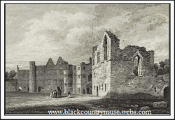 Dudley Castle. c1831.