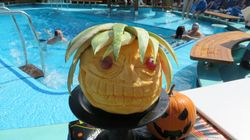 Halloween on the Carnival Vista