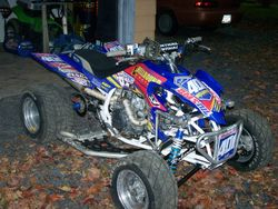 House of Power's YFZ 450