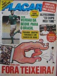 Capa Revista placar Nº488 - Gama campeão 1979