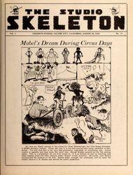 1919 STUDIO SKELETON AUG 30