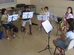 Clase de CAMARA (quinteto de viento)