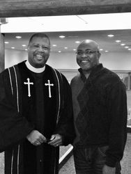Pastor and Deacon Campbell